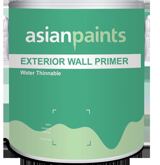Asian Paints Exterior Wall Primer Wt 20 Ltr Gharbanau Com